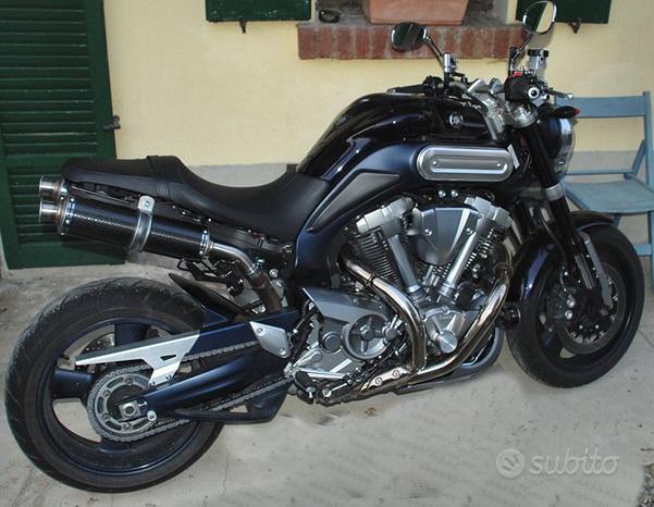 Tondo Carbon Roadsitalia Yamaha MT-01