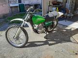 Kawasaki kl 250 1978