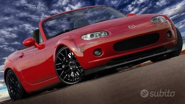 Splitter/Spoiler anteriore per Mazda MX5 NC abs