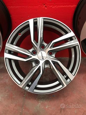 Cerchi GMP Arcan 17 pollici Nissan Kia Hyundai