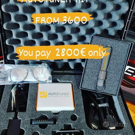 Autotuner slave ECU / TCU kit