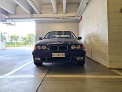 Bmw 318i E36 bella