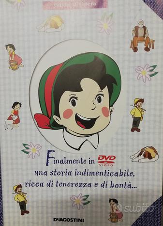 Heidi collezione completa 26 dvd De Agostini