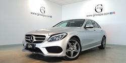 Mercedes-Benz Classe C C 220 d (BT) Premium auto