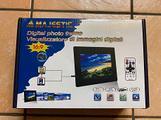 Majestic Cornice digitale DF 918 Hd Nero