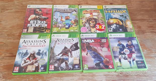Tanti giochi per Xbox 360