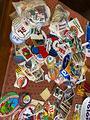 Adesivi collezione anni 80