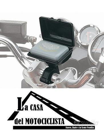 Custodia telepass Kappa KS601 per manubrio