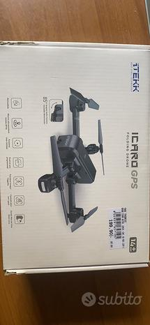 Drone ITekk Icaro gps