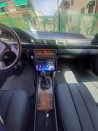 W124 e300 ASI GPL GANCIO TRAINO CRS
