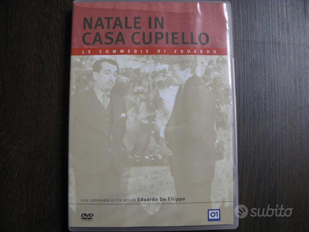 Eduardo de filippo natale in casa cupiello dvd