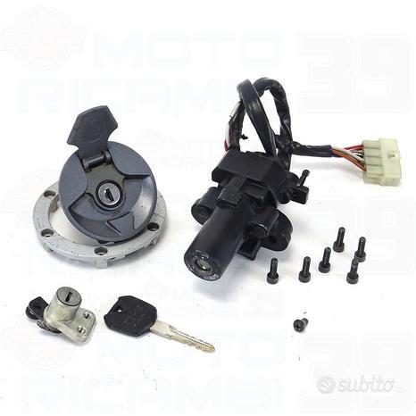Blocchetto chiave Kawasaki Ninja 250 R 07 13