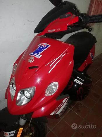 Malaguti Phantom F12-R 50 - 2009