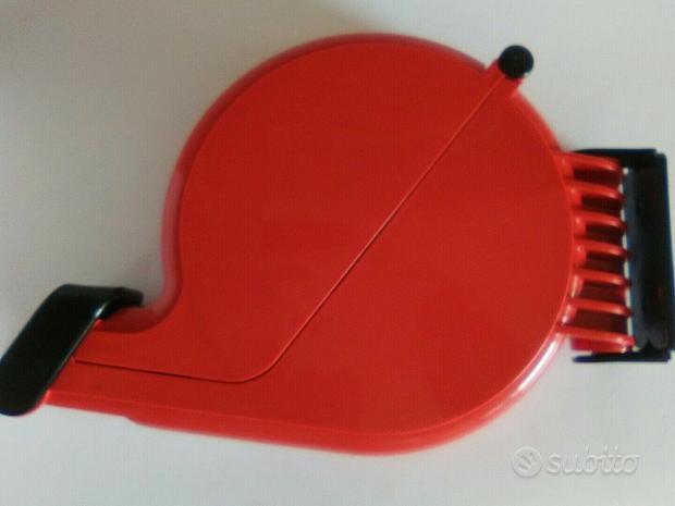 Eliminacode Chiocciola Rossa Standard