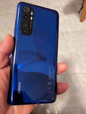 Xiaomi mi note 10 lite 6/128 e Redmi note 8T 4/64