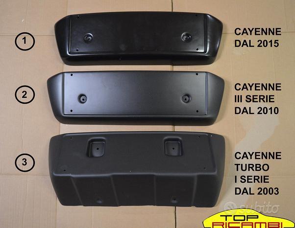 TOP RICAMBI porta targa ANTERIORE porsche CAYENNE