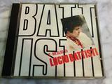 CD Il meglio di Lucio Battisti Made in Japan