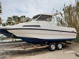 Rio 650 Cabin Fish con Mercuriser 150cv Alpha One
