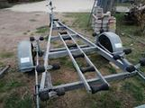 Rimorchio barche 1100 kg