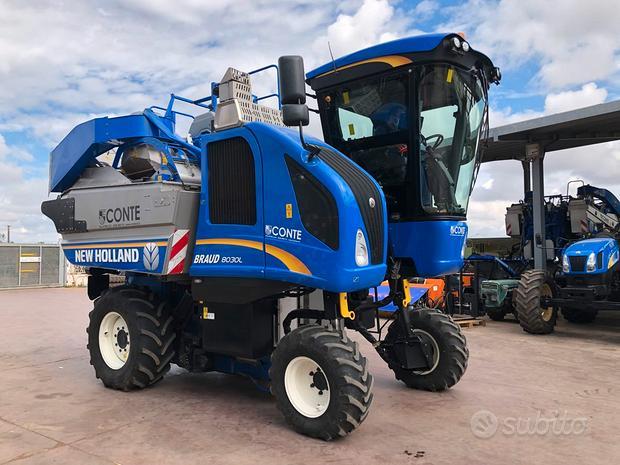 New Holland 8030 L 2018