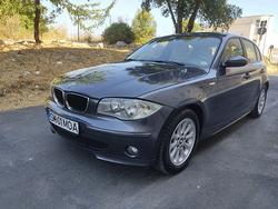 BMW 118 d cat 5 porte Futura