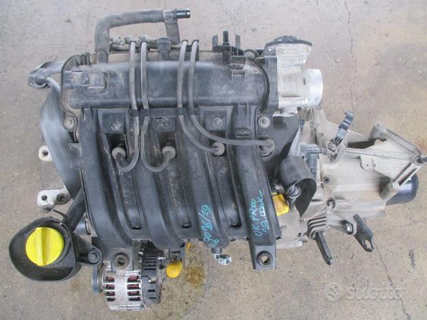 Motore D4FG722 per Renault Clio 19.000 KM