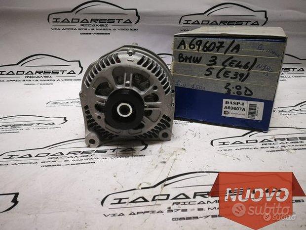 Alternatore BMW X5 E53 - 5 E39 3.0 D 12312248296
