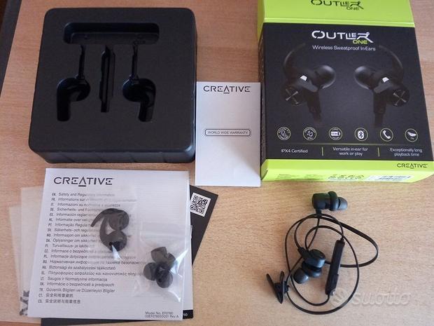 Creative outlier one - cuffie Bluetooth