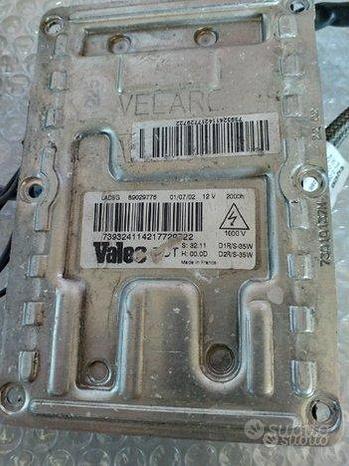 Centralina Valeo Xeno Jaguar LAD5G 89029776