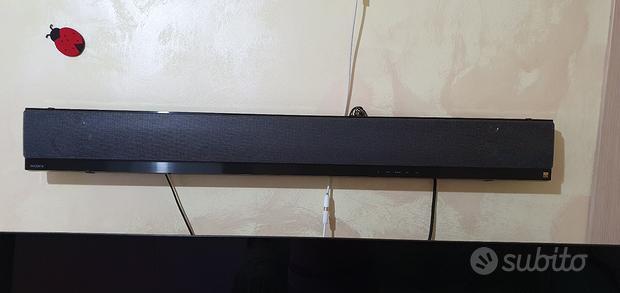 Soundbar Sony HT nt5 più surround wireless