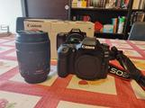 Canon EOS 80D + EF-S 18-135 IS USM Kit