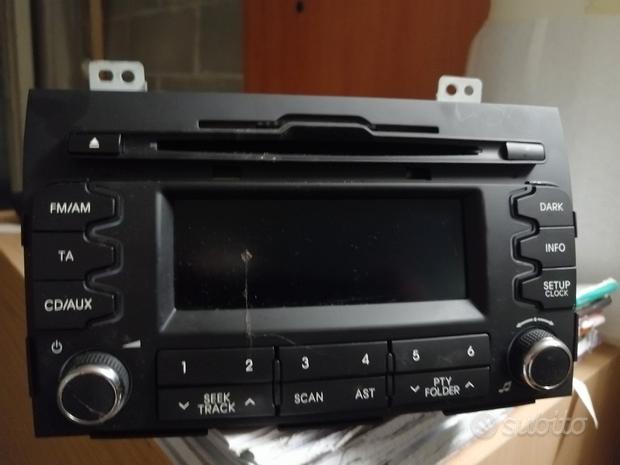 Radio cd Kia Sportage