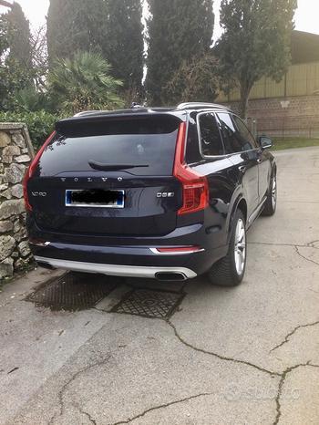Volvo xc90 (2014--->) - 2016