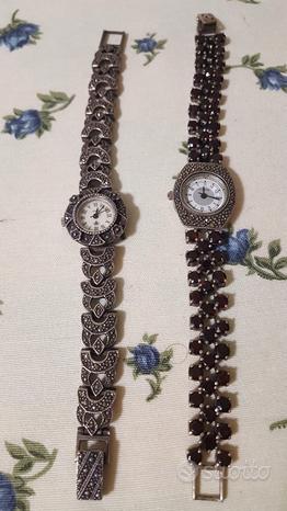 Orologi,anelli, ciondoli argento 925