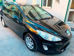 PEUGEOT 308 1ª serie - 2009 SW TETTO PANORAMICO