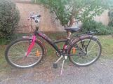 Bicicletta 24 ragazza donna usata Decathlon