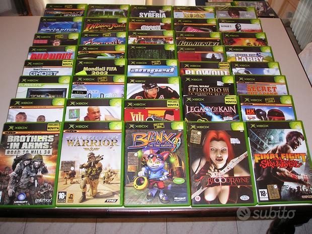 Giochi originali XBOX