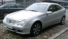 Ricambi Mercedes Classe C Sport Coupé