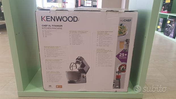 Nuovo kenwood KVL 8300S