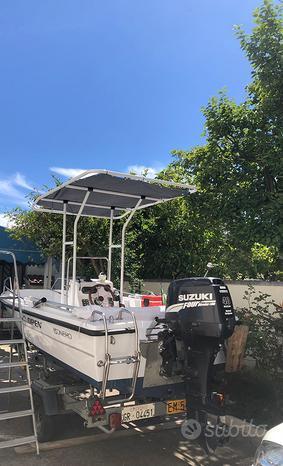 Barca conero 4,80