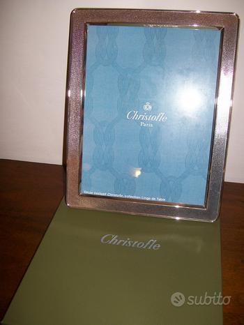 Cornice Silver Christofle Paris