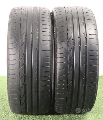 2 Gomme Bridgestone estive 225 40 19 RunFlat BMW