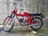 Corsaro Moto Morini cc50 restauro Rino Caracchi