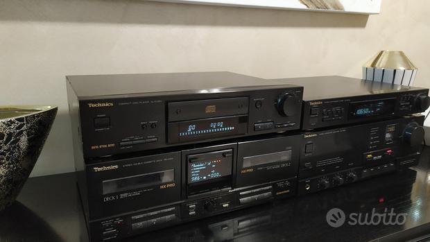 Impianto stereo HI-FI Technics