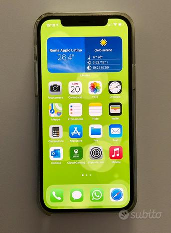 Iphone 12 green - 64gb