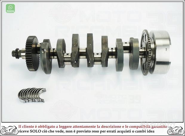 Albero motore con volano Kawasaki z 800 abs 12 16