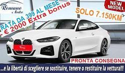New 420d Coupe mhev 190cv M-Sport auto#Pronta