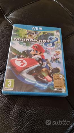 WiiU - Mariokart 8 (Nuovo)