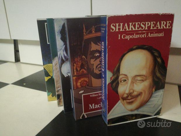 I capolavori di Shakespeare