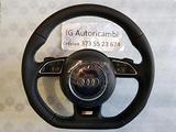 Audi A6 4G S-Line VOLANTE BASE PIATTA CON PADDLE